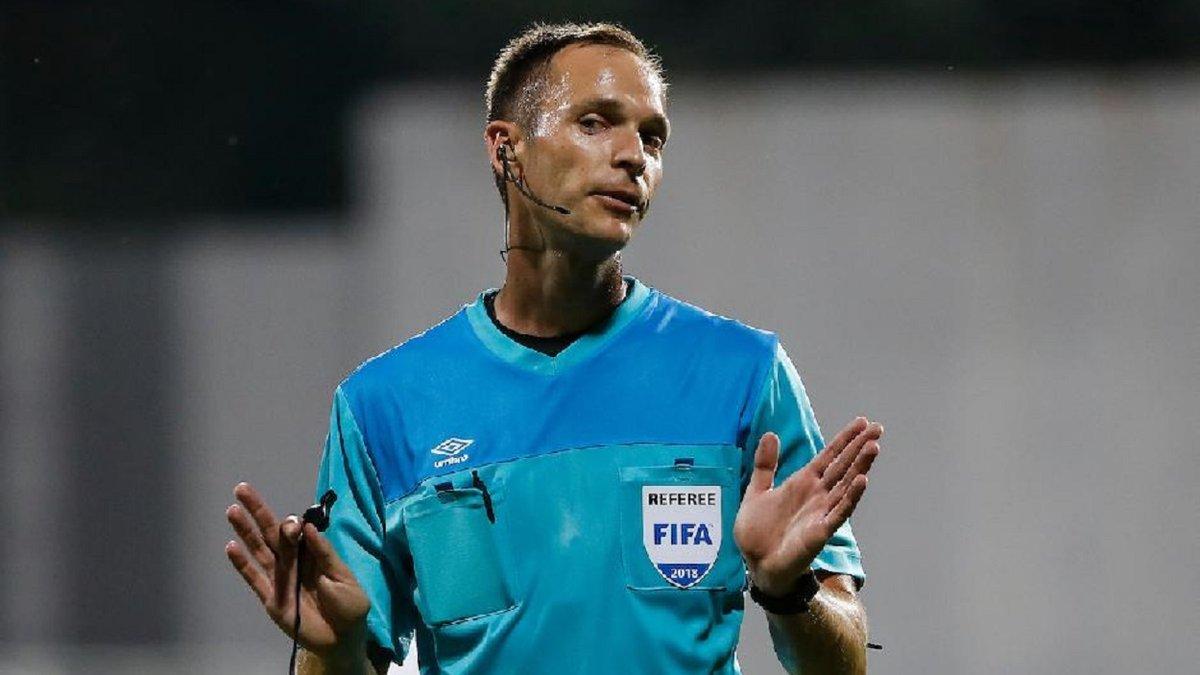 Реал – Шахтер: на матч Лиги чемпионов назначили малоопытного арбитра из Сербии