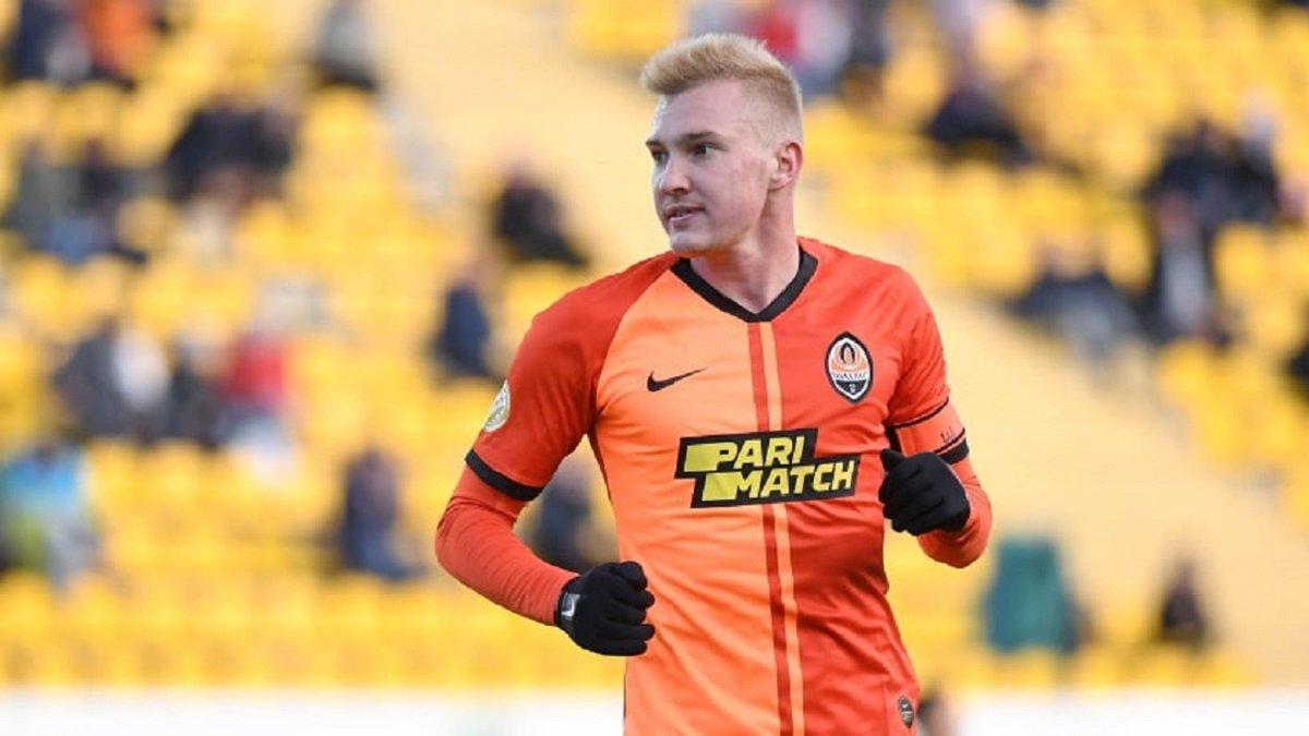 Коваленко визнаний найкращим гравцем 6 туру УПЛ – хавбеку Шахтаря вистачило 24 хвилин
