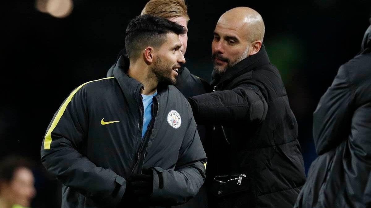 Гвардіола має сумніви щодо перспектив Агуеро в Манчестер Сіті