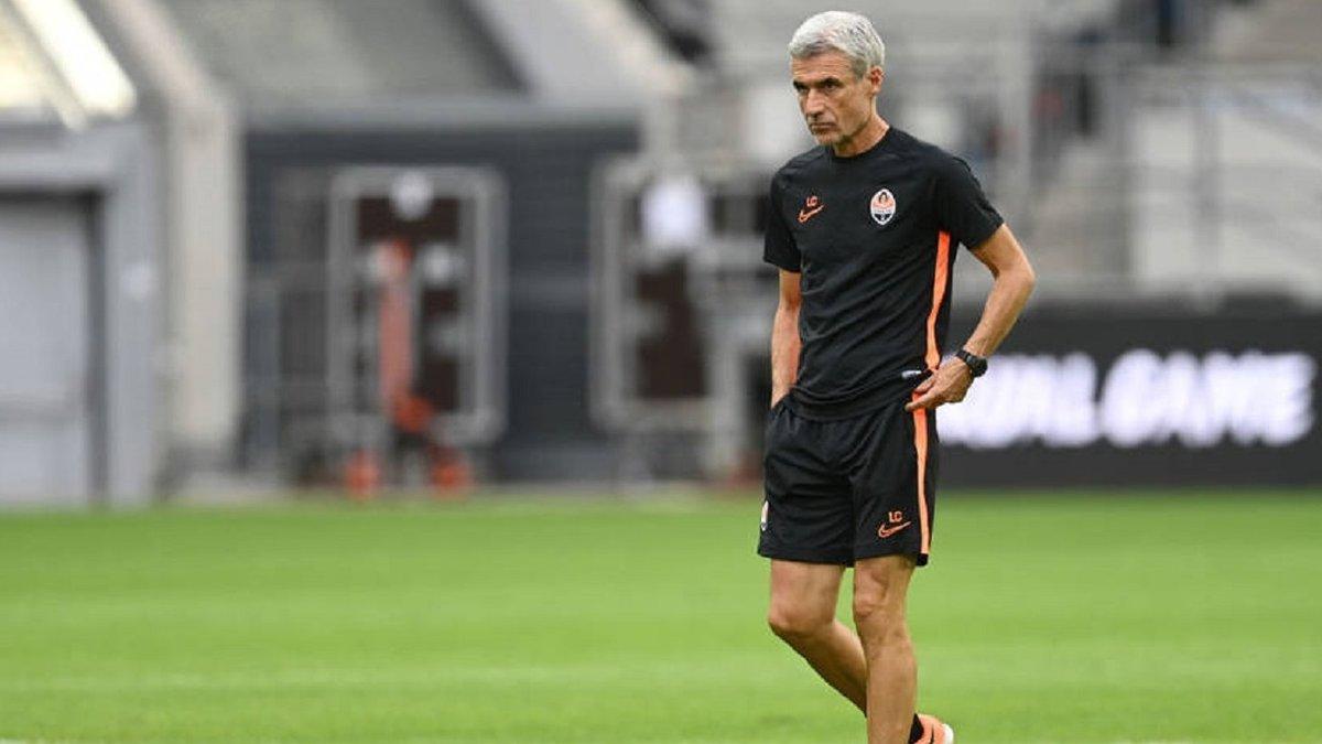 Каштру готов пожертвовать привычным стилем Шахтера в матче с Реалом