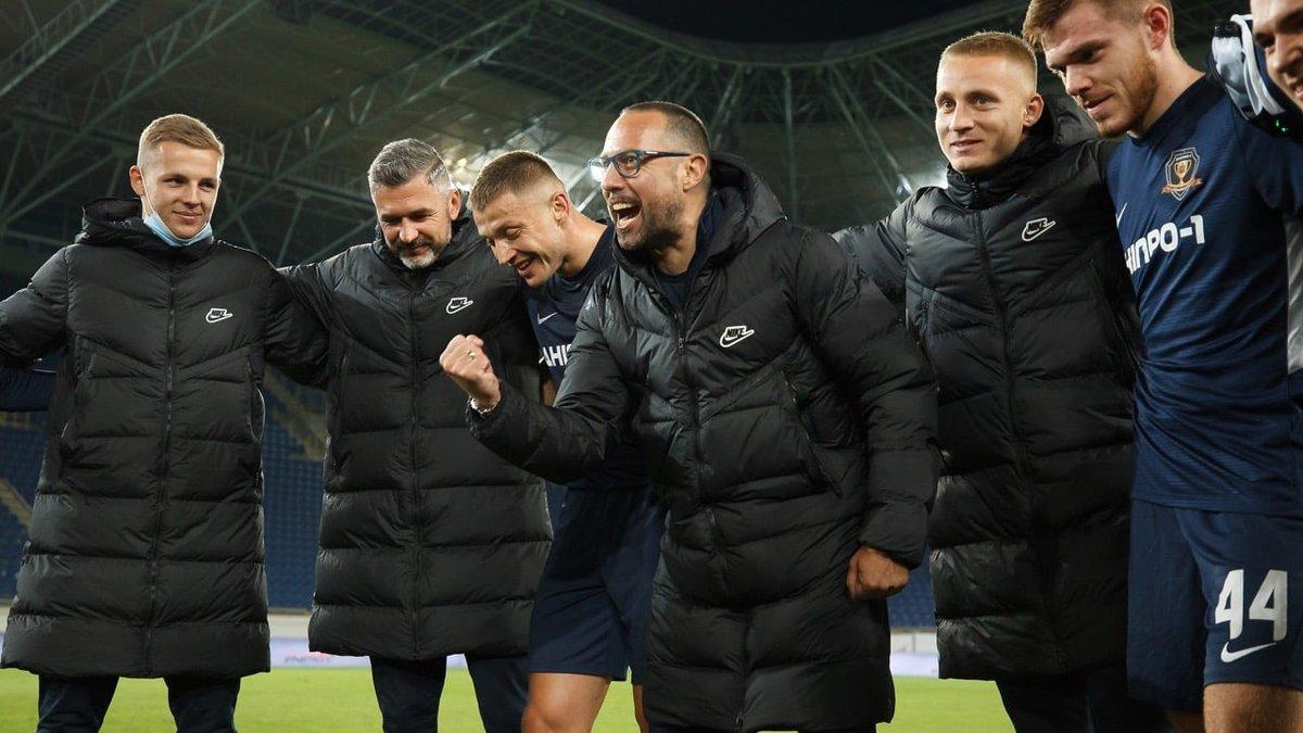 Йовичевич стал лучшим тренером тура в УПЛ