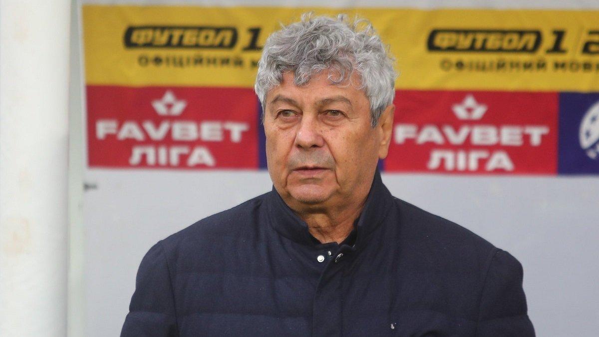 Динамо – Ювентус: предматчевая пресс-конференция Мирчи Луческу