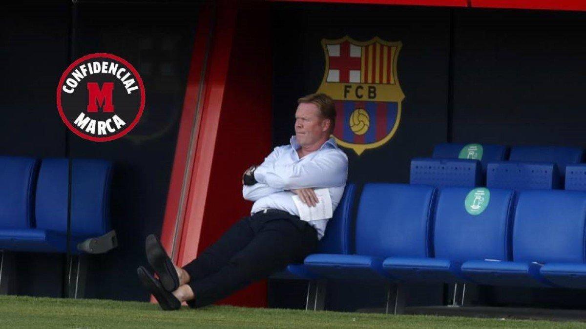 Куман: Барселона не є головним фаворитом Ліги чемпіонів