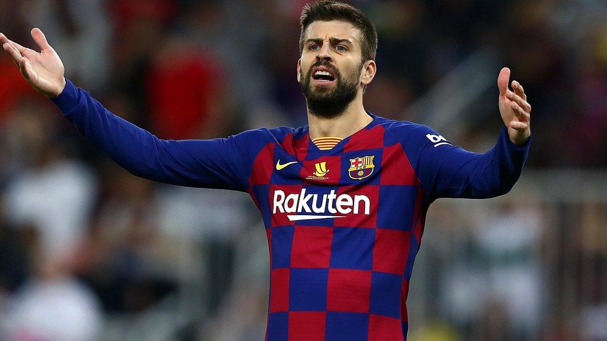 Піке погодився на зниження зарплати в Барселоні – захисник став лише четвертим гравцем, якого вдалось вмовити