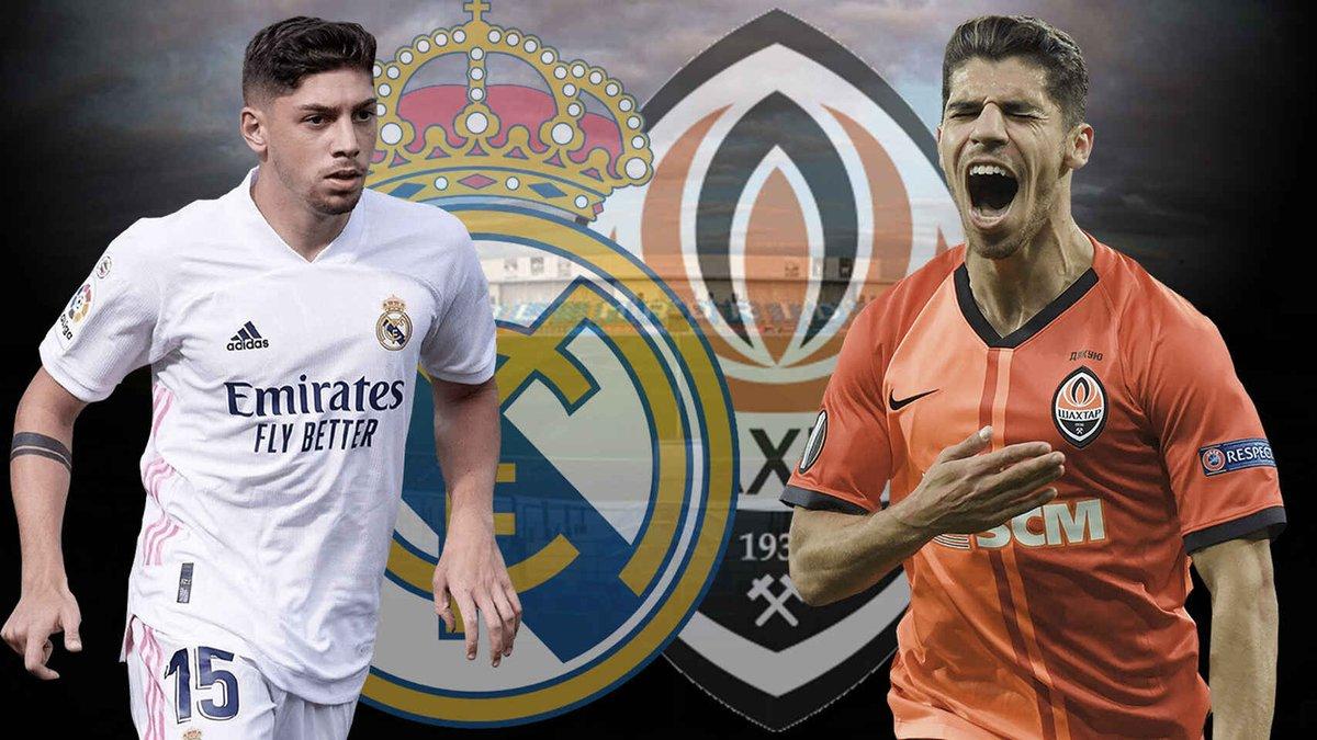 Реал Мадрид – Шахтар: анонс матчу Ліги чемпіонів