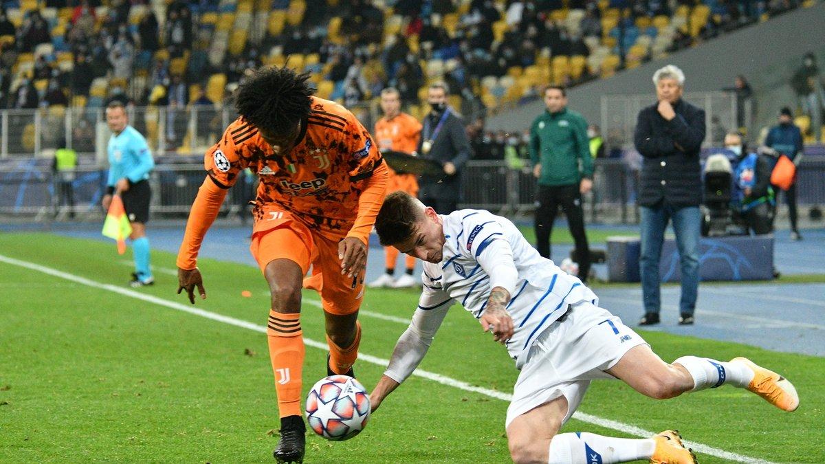 Динамо – Ювентус: онлайн-трансляция матча ЛЧ – как это было
