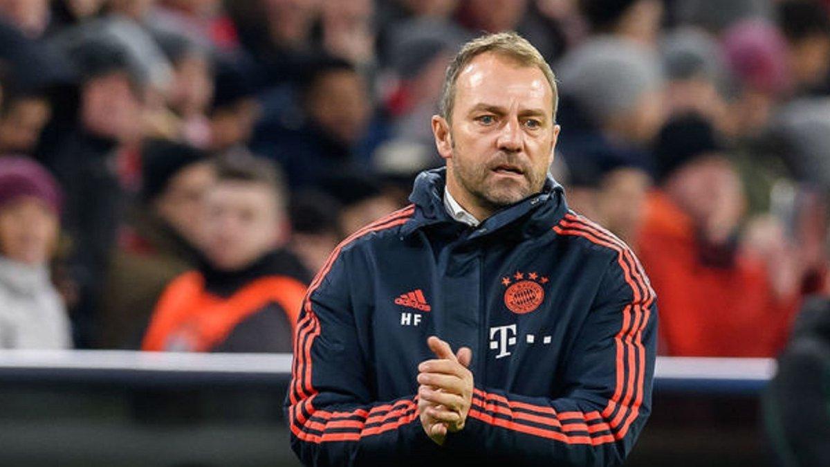 Баварія – Атлетіко: Флік виділив головну небезпеку команди Сімеоне