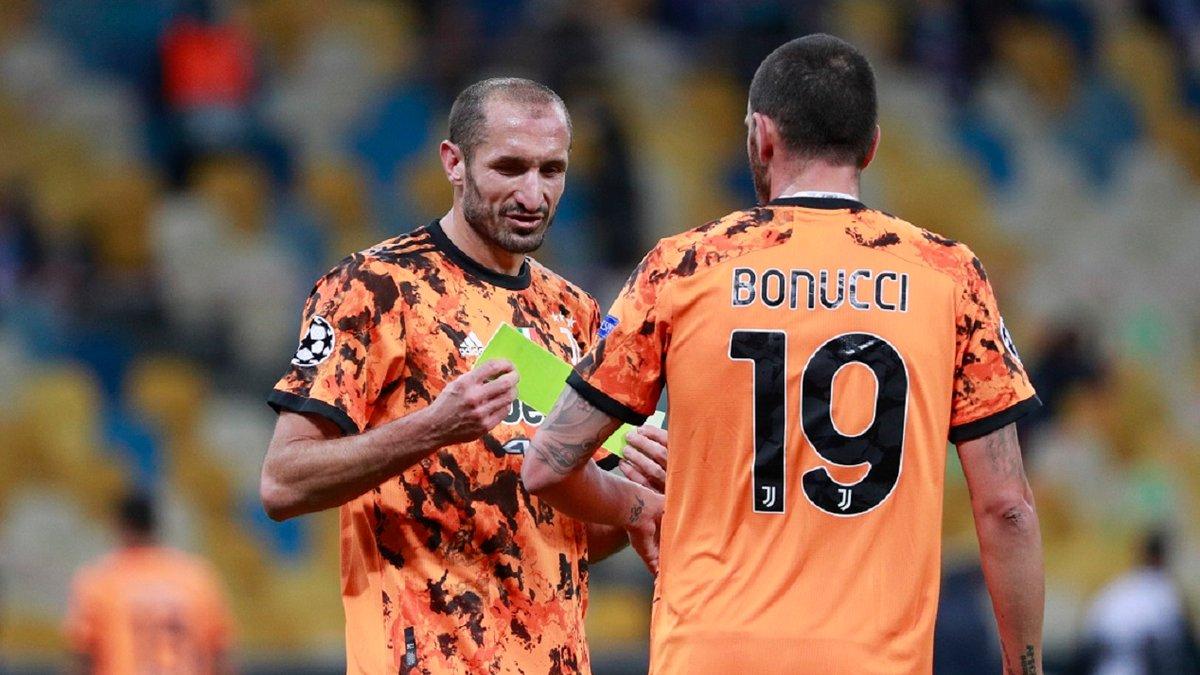 Кьеллини получил травму в первом тайме матча против Динамо