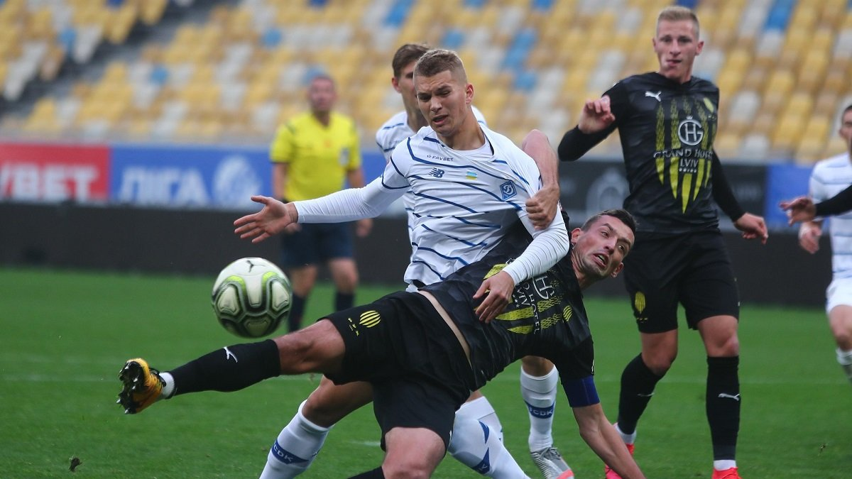 Супряга вошел в топ-14 молодых талантов Лиги чемпионов по версии The Athletic