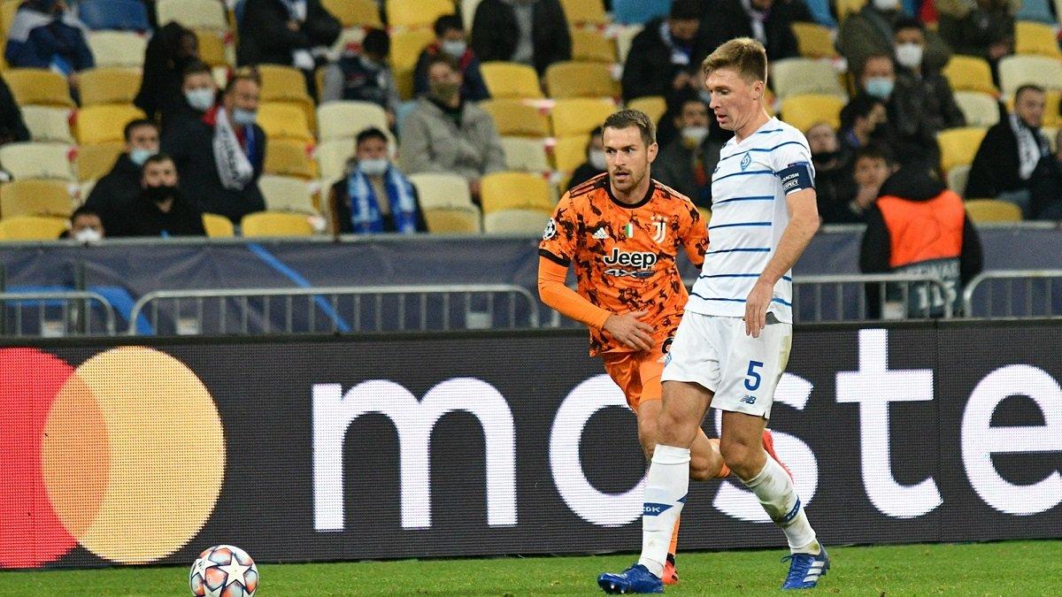 Динамо – Ювентус: InStat назвав найкращого гравця зустрічі у команді Луческу