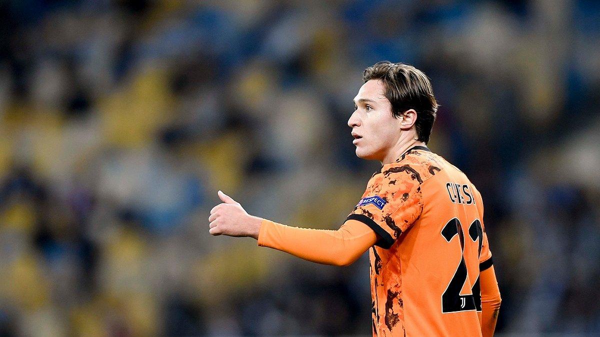 Динамо – Ювентус: К'єза відзначив момент, який допоміг туринцям здобути перевагу