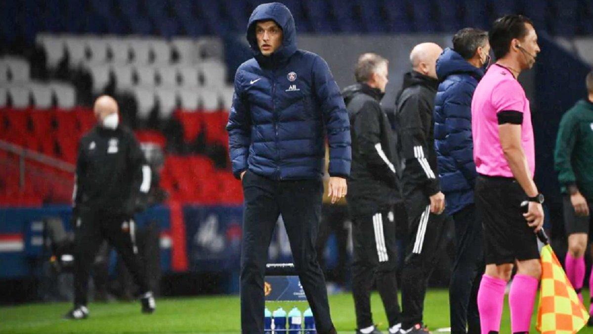 ПСЖ – Манчестер Юнайтед: Тухель выделил главные причины поражения парижан в матче Лиги чемпионов
