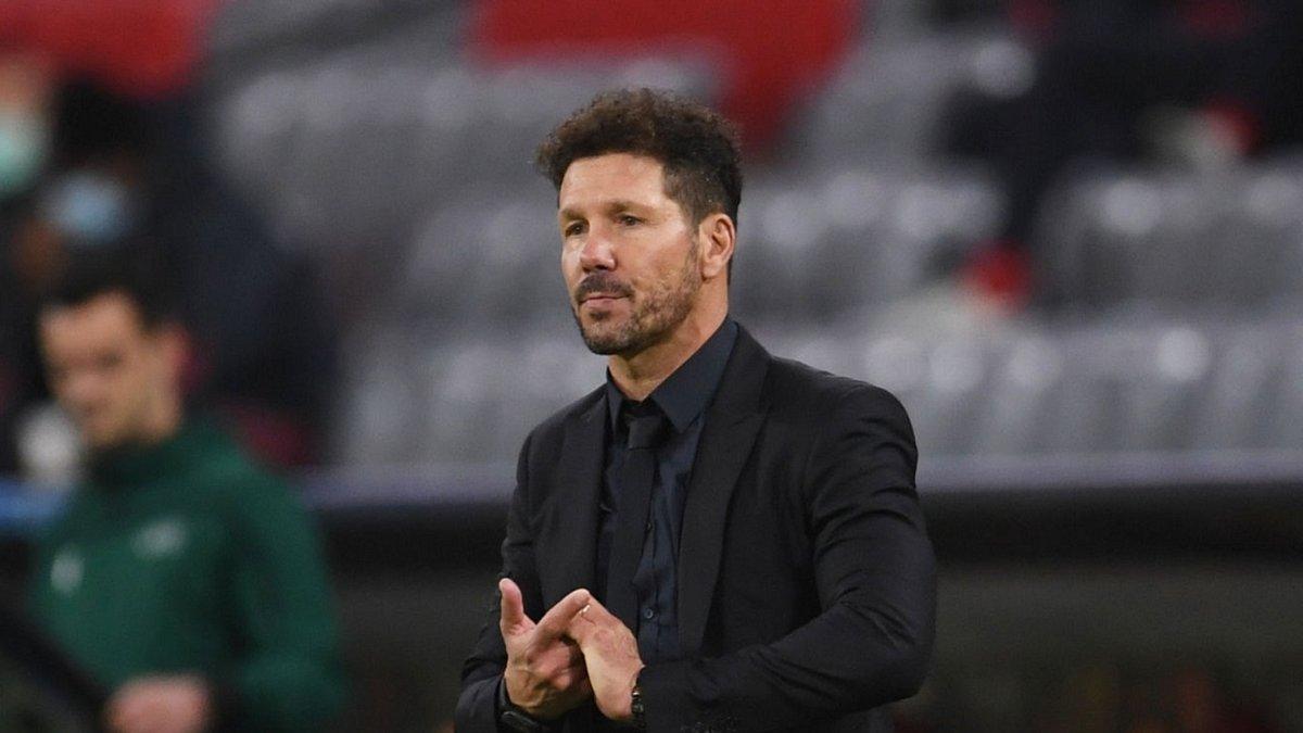 Сімеоне – після 0:4 від Баварії: Атлетіко зіграв добре