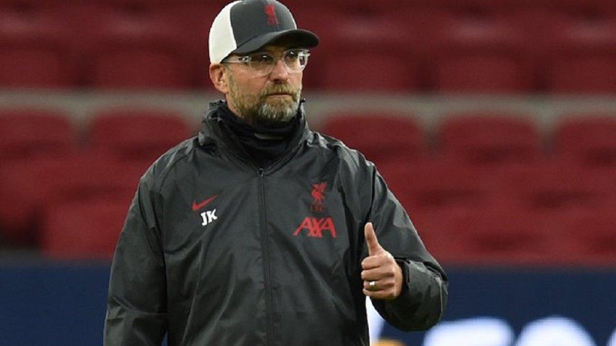 Клопп знайшов причини невпевненої гри Ліверпуля проти Аякса