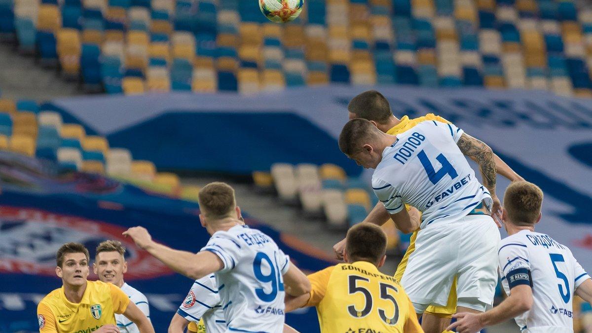 Динамо – Олександрія – 1:0 – відео гола та огляд матчу