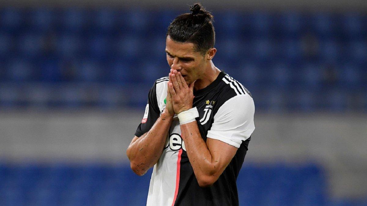 Роналду не сыграет против Барселоны – коронавирус украл первую дуэль с Месси