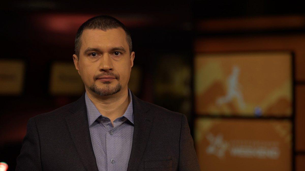 Футбольний квіз із Роберто Моралесом: пряма трансляція
