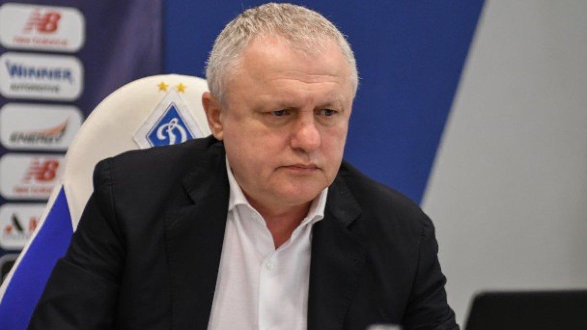Приватбанк стремится восстановить обязательства Суркиса и Динамо по кредиту на впечатляющую сумму