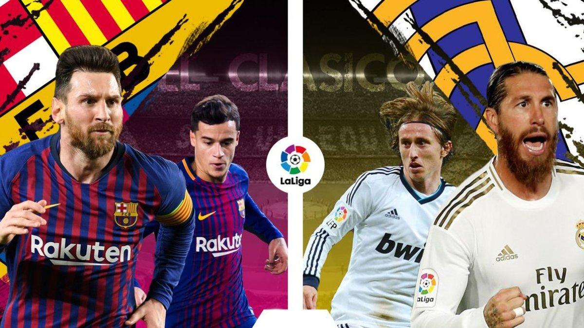Барселона – Реал: анонс Ель Класіко