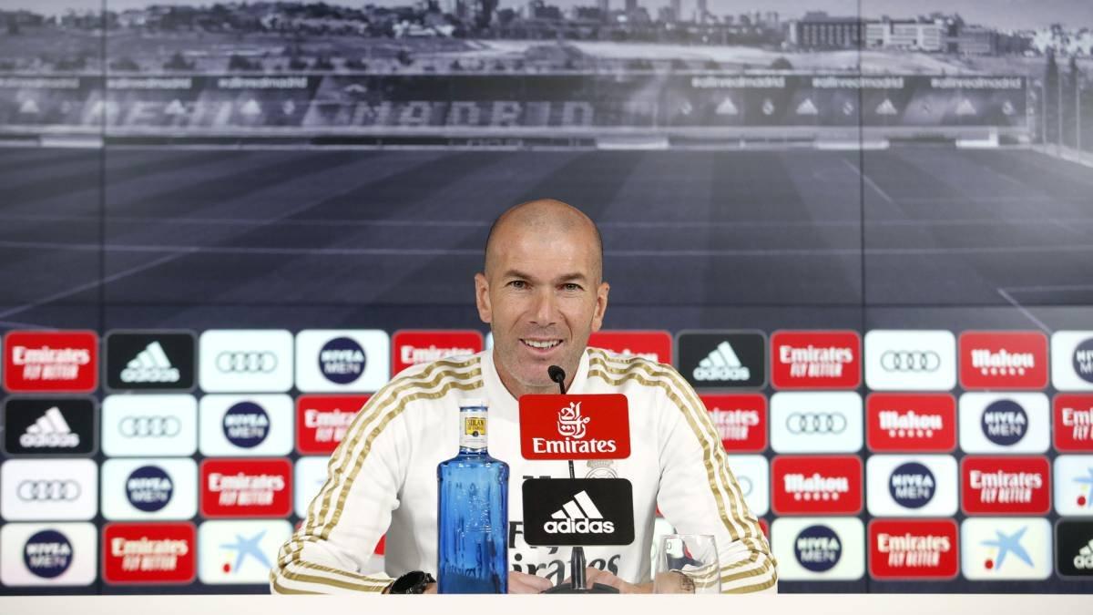 Барселона – Реал: пресс-конференция Зинедина Зидана перед Эль Класико