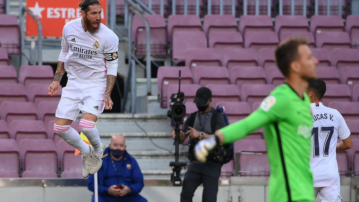 Барселона – Реал: Мадрид воскрес, неполноценный повтор Шахтера, Зидан высмеивает отставку, дух Роналду и шанс для Динамо