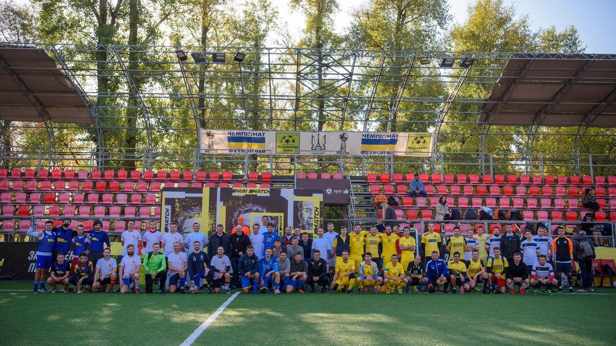У Києві відбувся турнір серед найкращих спортивних журналістів України