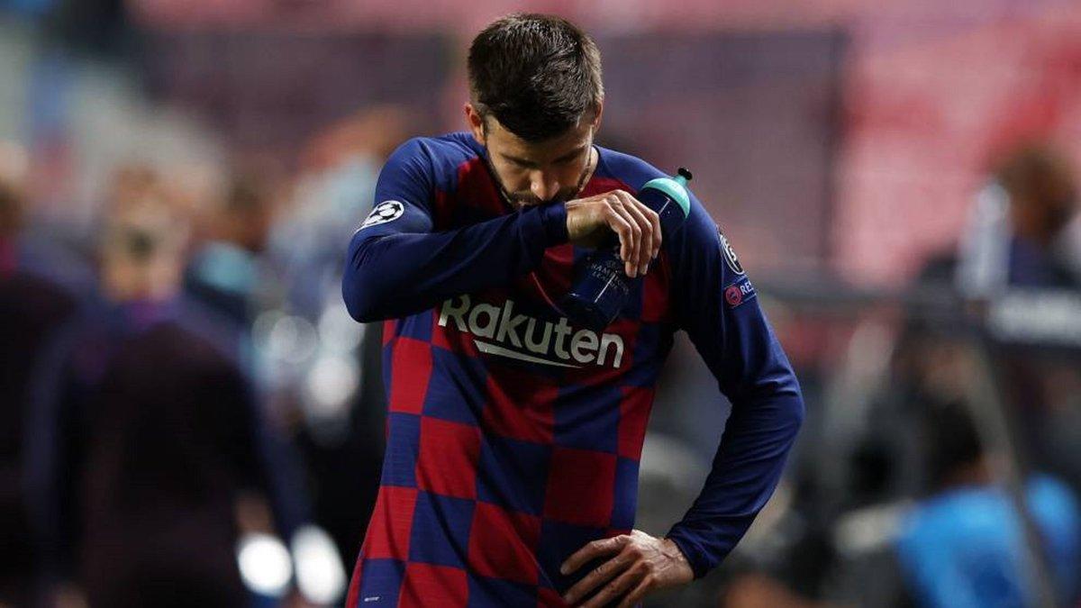 """""""Мене обурює, що ця людина досі працює в клубі"""": Піке вибухнув перед Реалом – про владу гравців і """"дно"""" Барселони"""