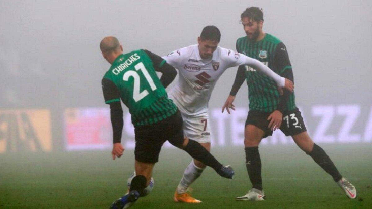 Туманна перестрілка у відеоогляді матчу Сассуоло – Торіно – 3:3
