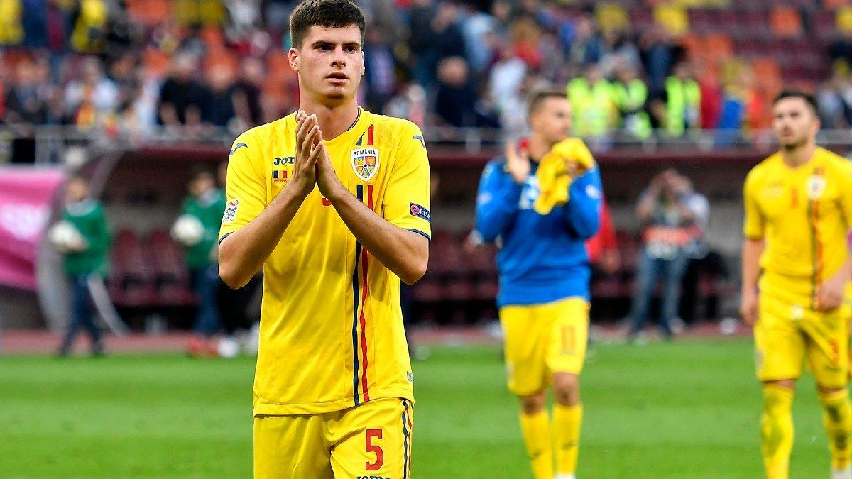 Бэлуцэ вызван в сборную Румынии – новичок Динамо вернется в расположение главной команды после длительной паузы