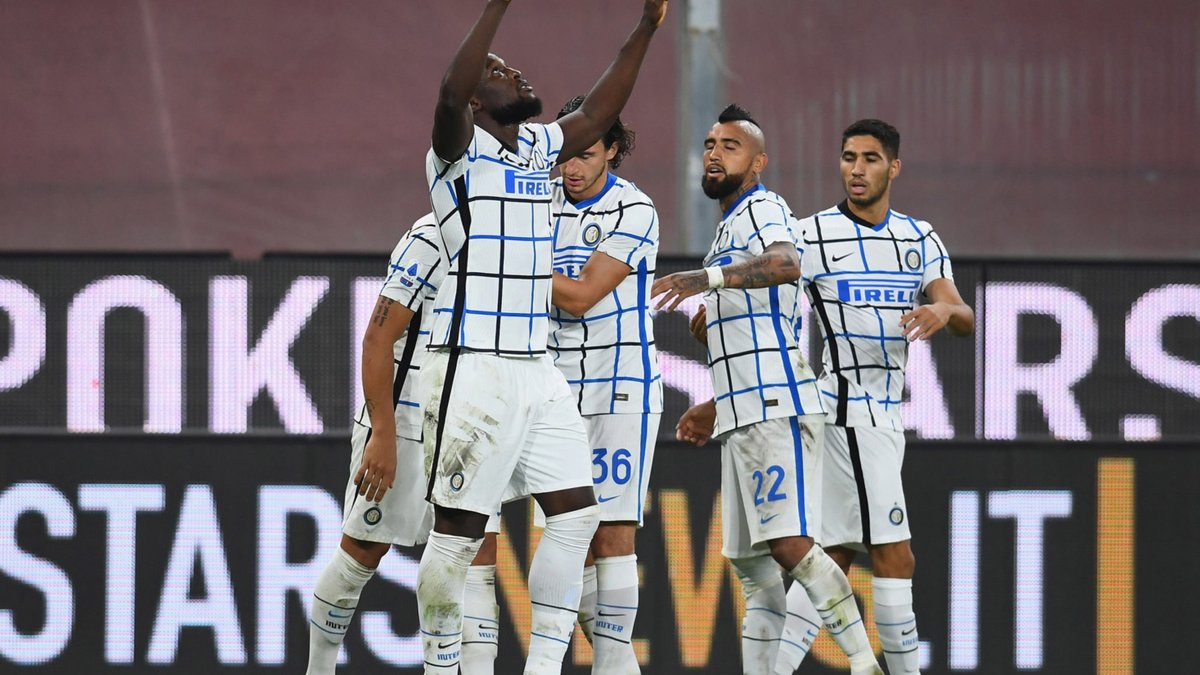 Интер перед матчем с Шахтером уверенно победил Дженоа, Лацио в родных стенах переиграл Болонью