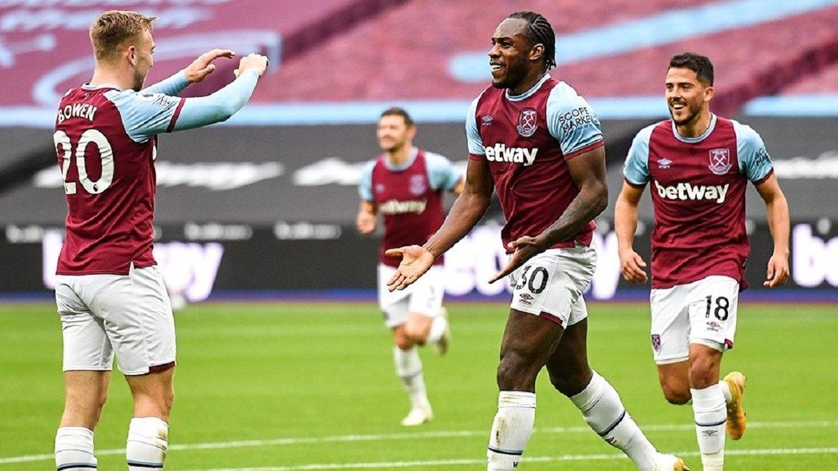 Антонио шокировал Манчестер Сити голом в падении через себя – видео шедевра