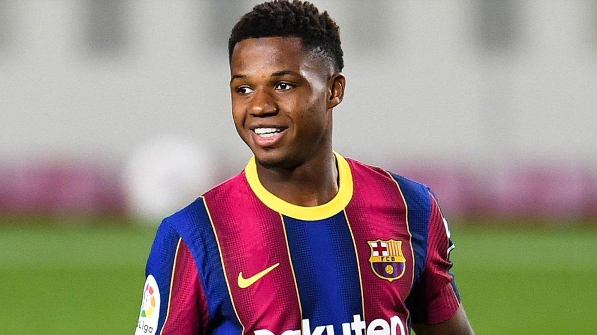 Барселона – Реал: Фати стал самым молодым автором гола в Эль Класико, побив рекорд Рауля