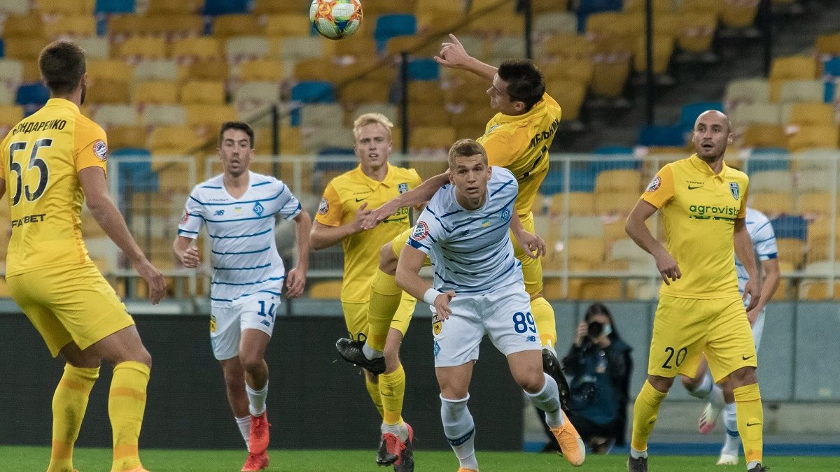 Луческу оценил перспективы Супряги в Динамо после возвращения в команду Беседина