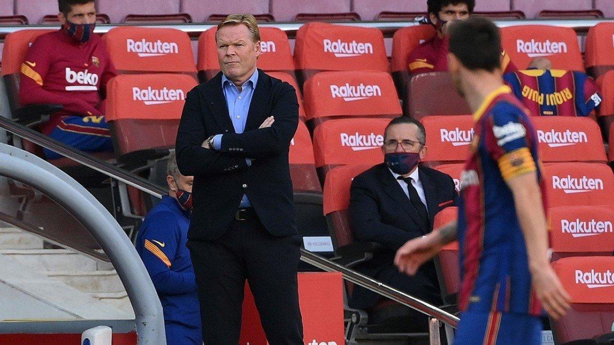 Барселона – Реал: Куман может получить суровое наказание за слова о VAR