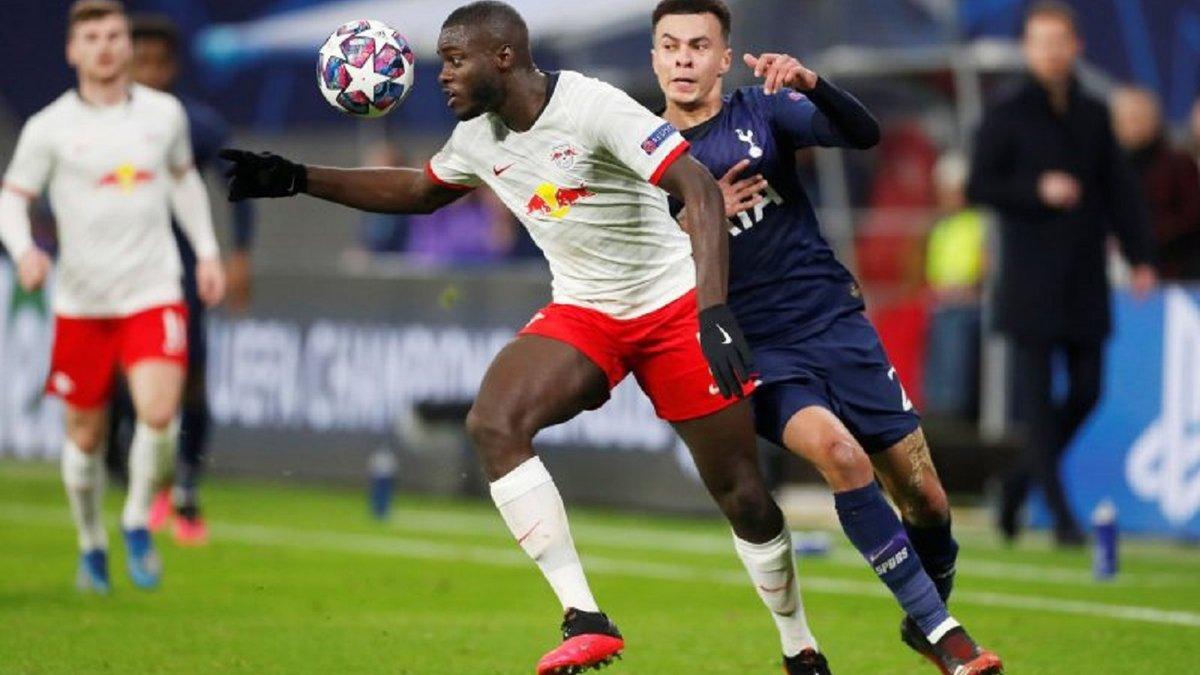 Ливерпуль планирует заменить ван Дейка звездой РБ Лейпциг