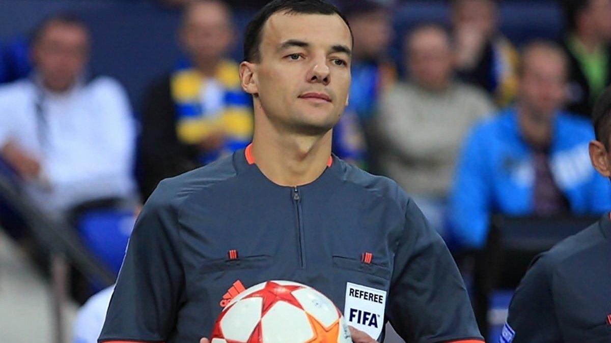 УЄФА не допустив українського арбітра до роботи в матчі Ліги Європи – ЗМІ розсекретив причину