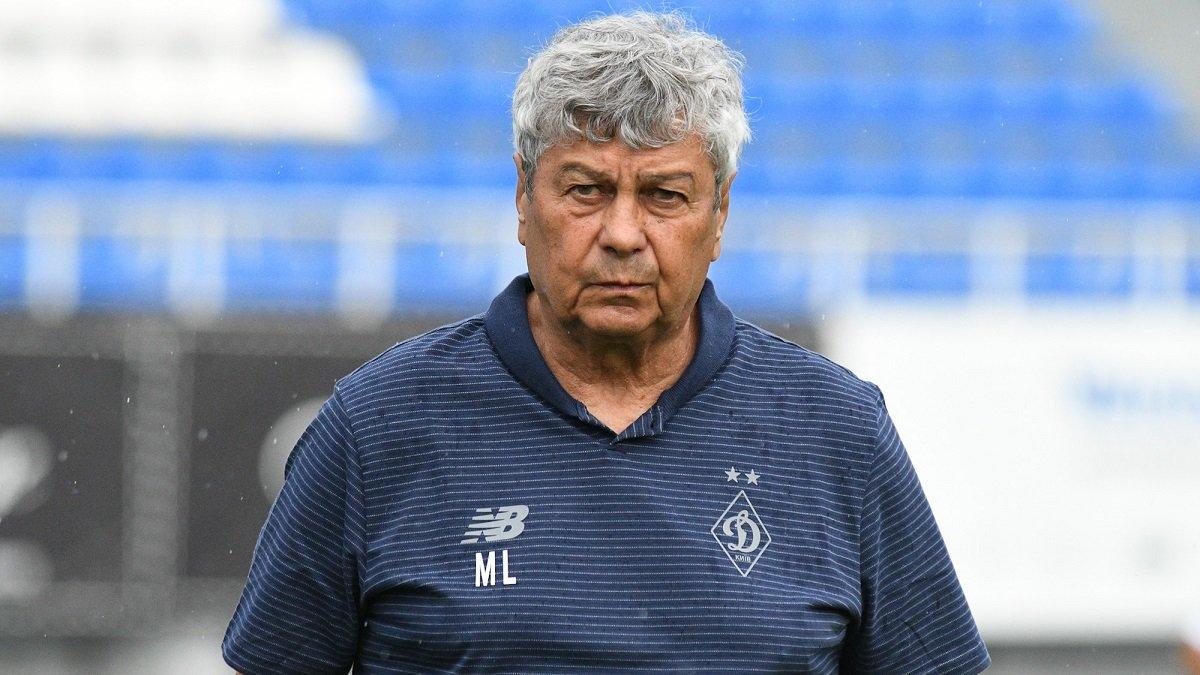 Луческу назвав свою головну мету в Динамо