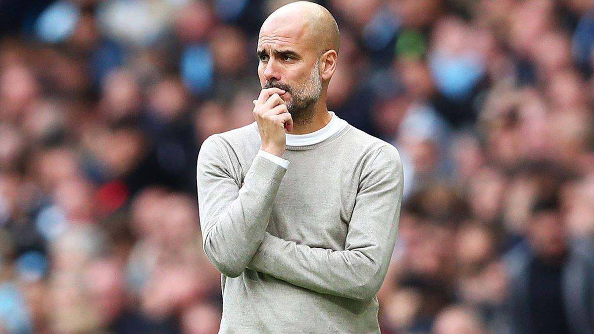 Манчестер Сіті визначився з головними кандидатами на заміну Гвардіолі