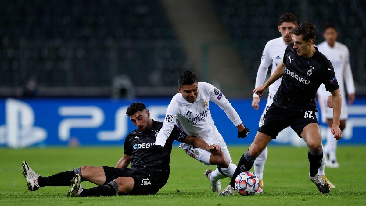 Камбек мадридців у компенсований час у відеоогляді матчу Борусія М – Реал – 2:2