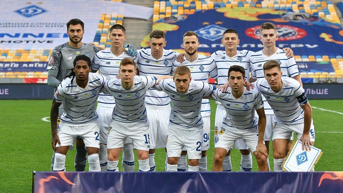 Ференцварош – Динамо: Луческу оголосив заявку на матч Ліги чемпіонів з двома дебютантами