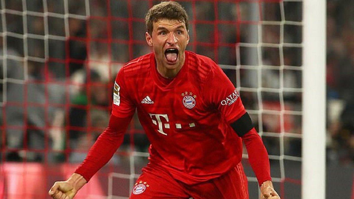 Бавария может защитить кубок Лиги чемпионов, – Мюллер