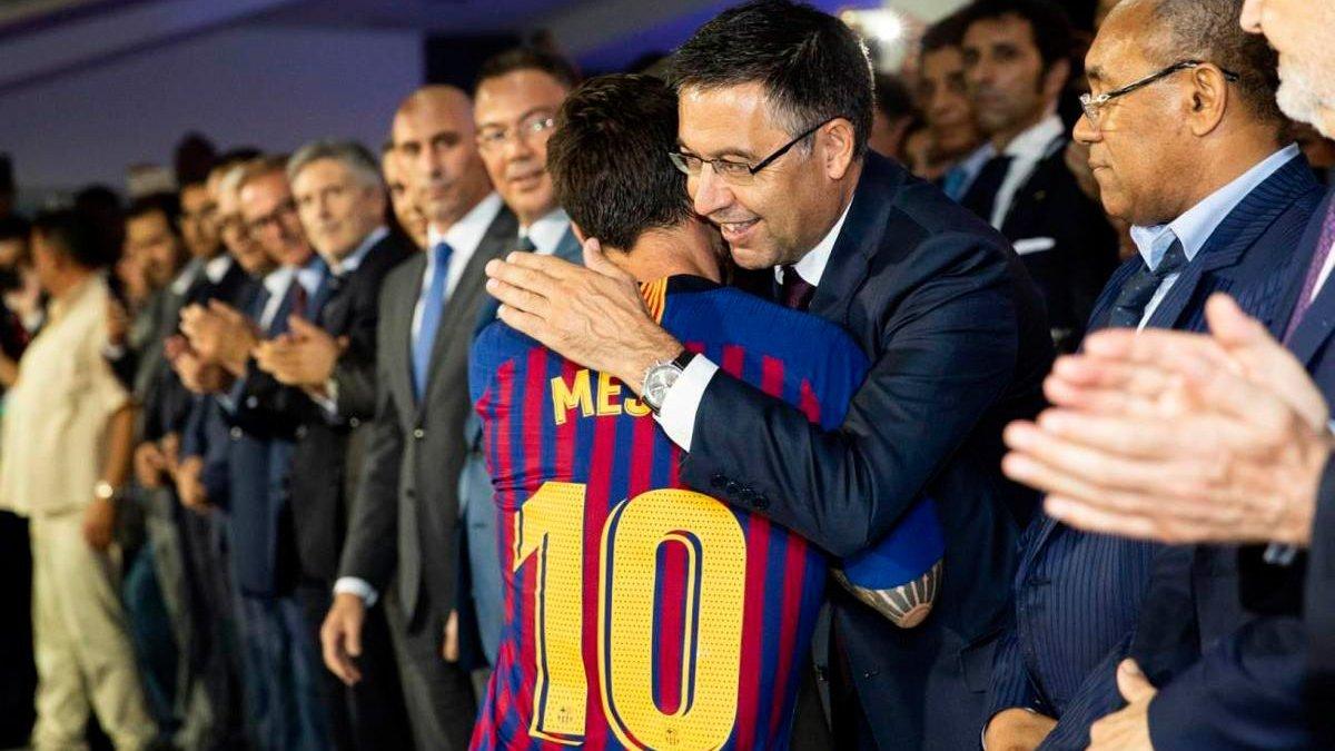"""Бартомеу пожертвовал бюджетом Барселоны, чтобы удержать Месси – признание президента """"блаугранас"""""""