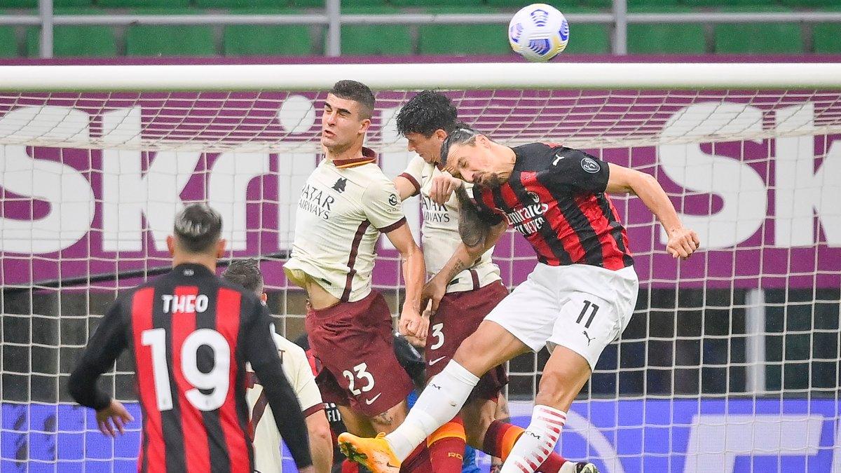 Милан – Рома – 3:3 – видео голов и обзор матча