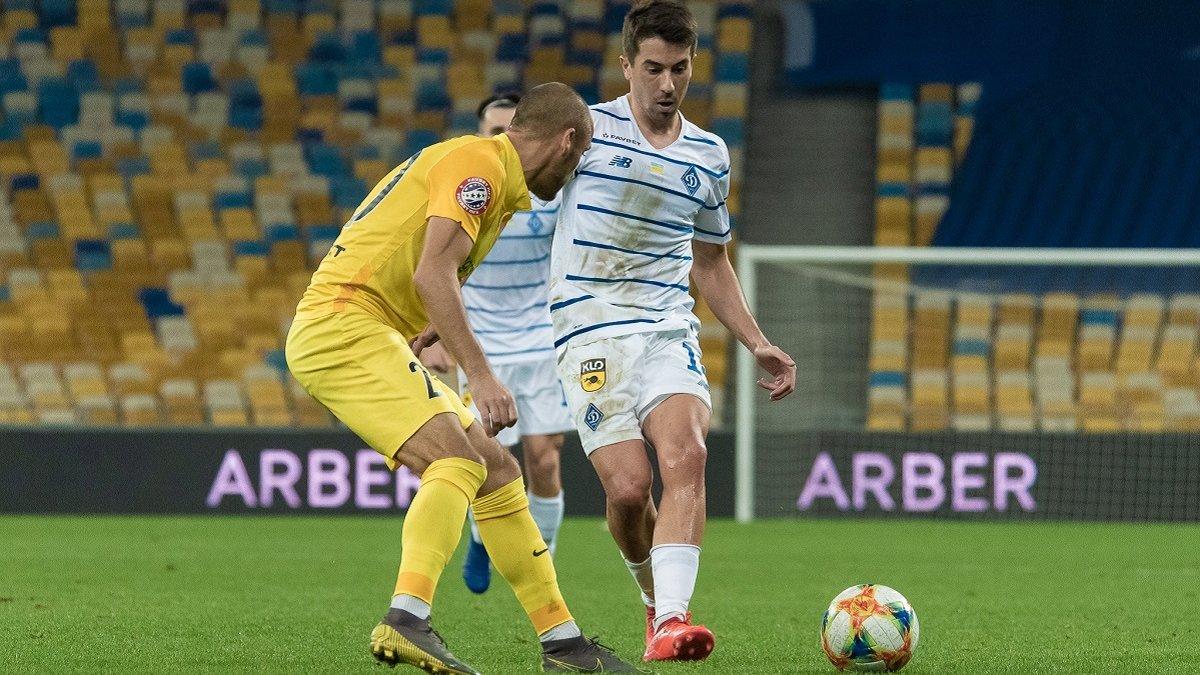 Динамо стане чемпіоном УПЛ у поточному сезоні, – Де Пена
