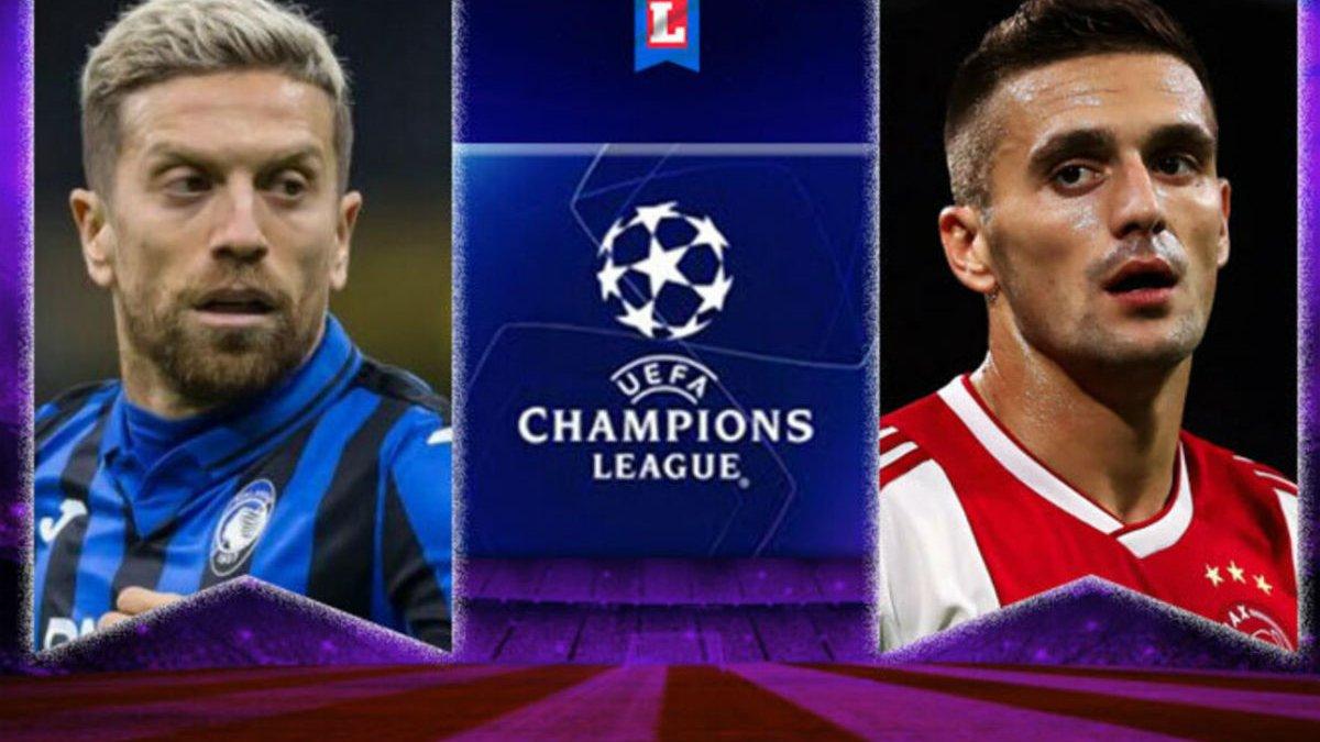 Аталанта – Аякс: онлайн-трансляція матчу – як це було