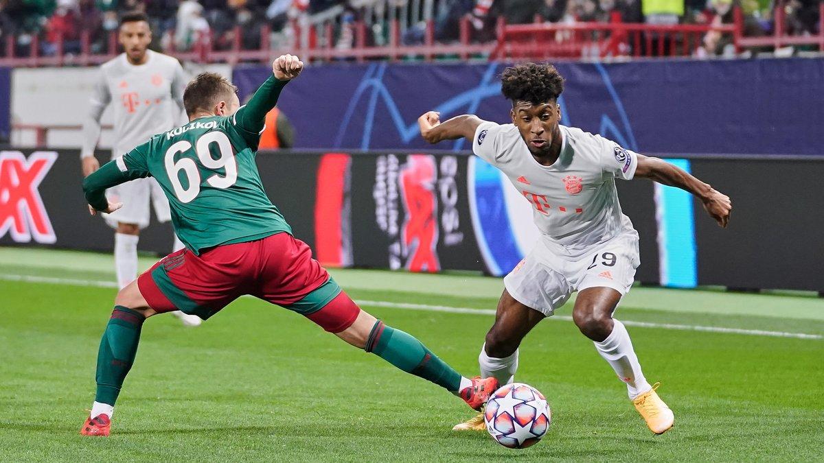 Лига чемпионов: Атлетико дублем Фелиша дожал Зальцбург, Бавария едва взяла Москву, Ман Сити Зинченко разбил Марсель