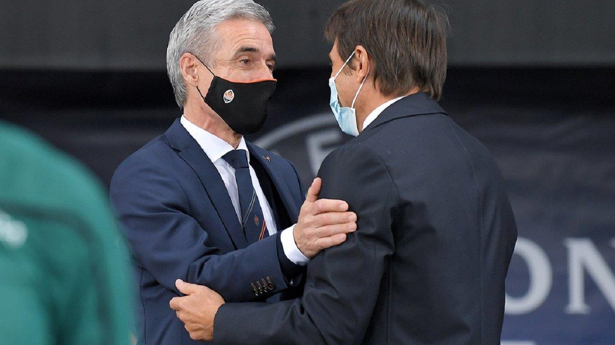 """Шахтар – Інтер: Конте вказав на сильні сторони """"гірників"""" – італійський тренер радий, що його підопічні не пропустили"""