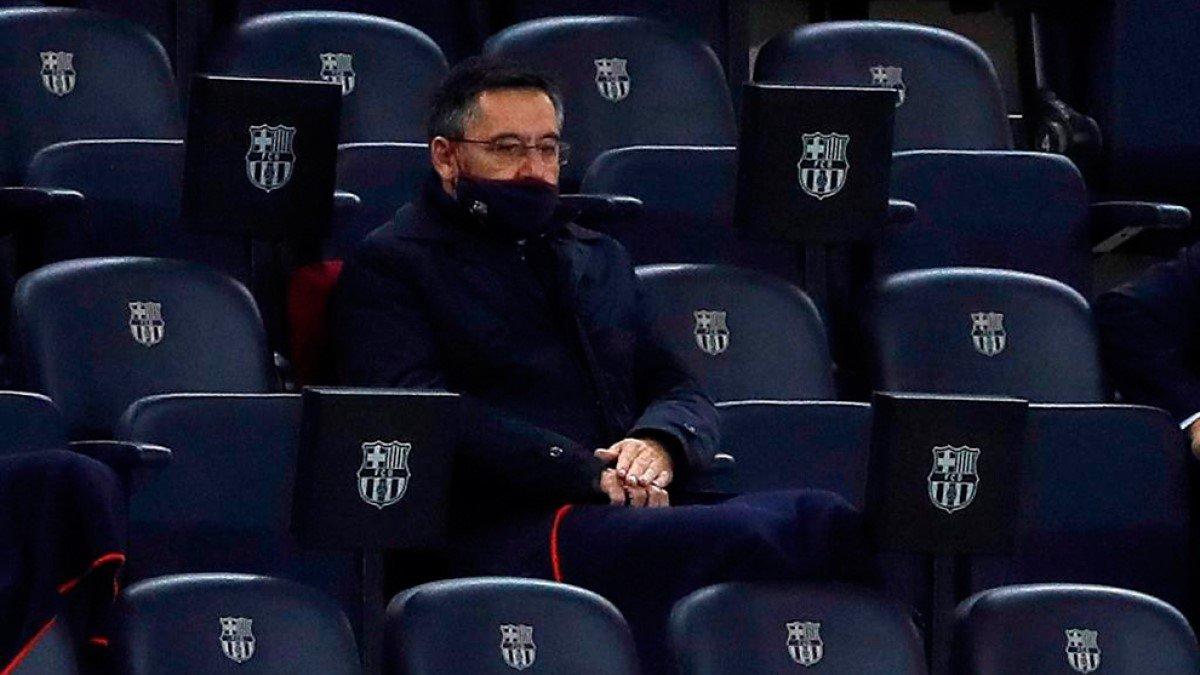Бартомеу прокоментував свою відставку з посади президента Барселони