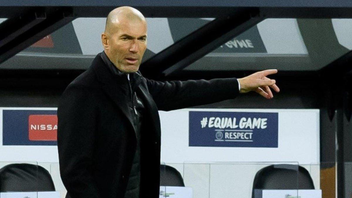 Боруссия М – Реал: Зидан оценил шансы мадридцев на выход в плей-офф Лиги чемпионов после впечатляющего камбэка