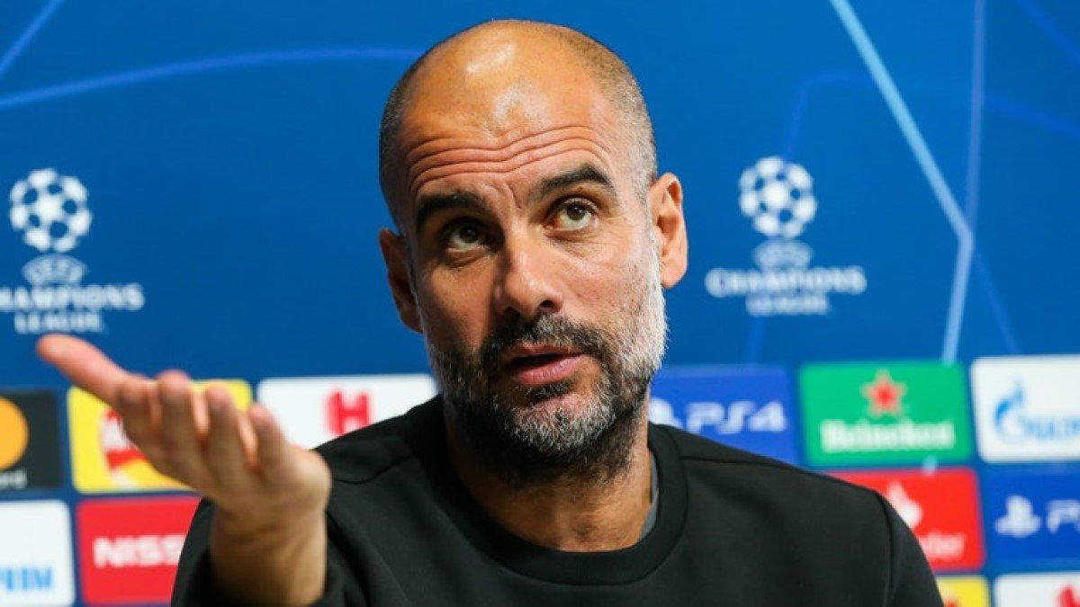 Гвардиола отреагировал на критику Манчестер Сити после серии неудачных поединков